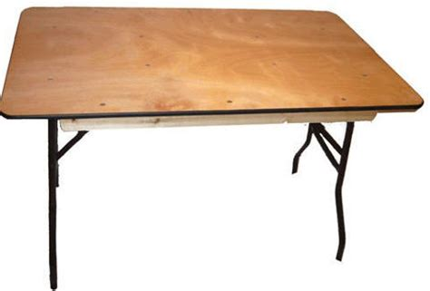 low cost folding tables square plywood tables