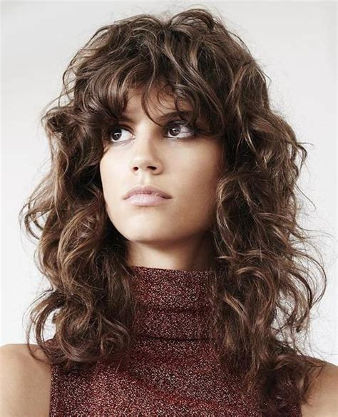 does curly hair look good as a shaggy long crop 50 lovely long shag haircuts for effortless stylish looks