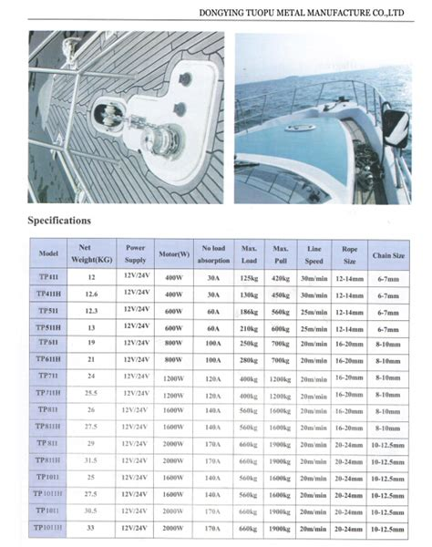 electric boat information china 12v electric boat winch anchor electric boat anchor