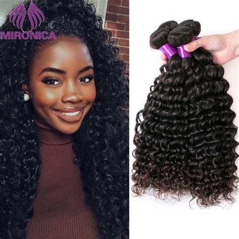 Bunbels Of Hair For Sales In Memphis Tn | brazillian virgin hair deep curly 4 bundles deep curly