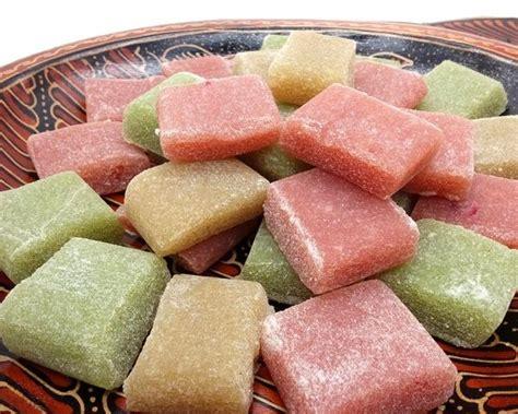 kue yangko kuliner manis  kenyal khas  kotagede