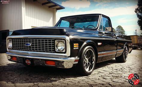 Chevy Cheyenne chevrolet cheyenne us mags rambler u425 wheels matte black