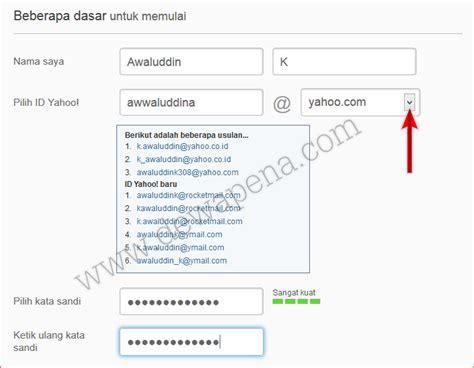 cara untuk membuat email yahoo cara membuat email yahoo ayucandra201143010