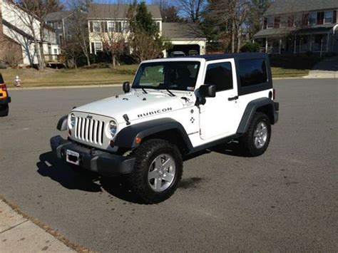 jeep rubicon 4 door gas mileage buy used 2010 jeep wrangler rubicon sport utility 2 door 3