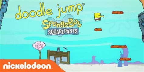 doodle jump names like ooga doodlejump sponge bob squarepants 1 9to5mac