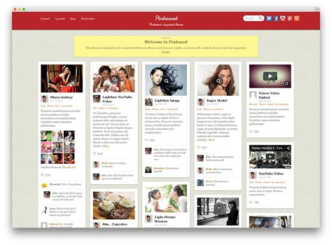 Griddr Animated Grid Creative Theme theme grid pictures inspiration resume ideas namanasa