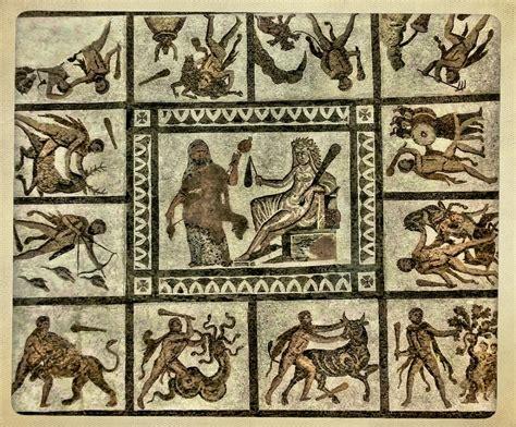 los doce trabajos de los doce trabajos de heracles la exuberancia de hades