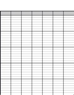 lined calendar template gallery templates design ideas