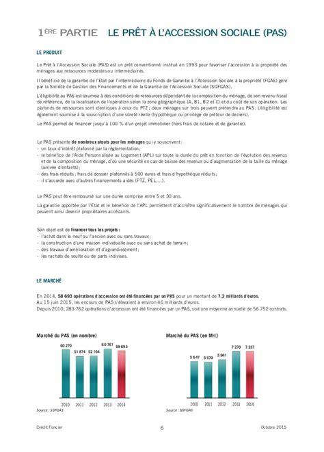 credit foncier siege social etude credit foncier sur l accession sociale en
