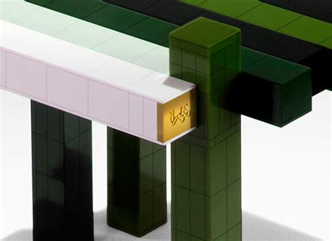 design milk lego table diy lego histogram table from nucleo design milk