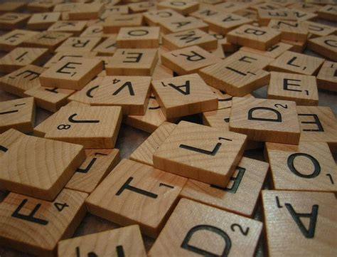what word has these letters scrabble scrabble it