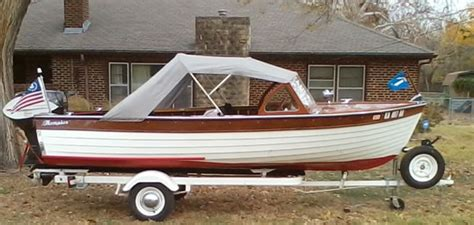 used boat trailers in ct thompson ladyben classic wooden boats for sale
