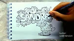 el doodle de hoy en como hacer tu nombre en doodle