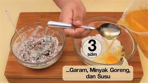 cara membuat roti goreng ala dapur umami dapur umami risol daging mayo youtube
