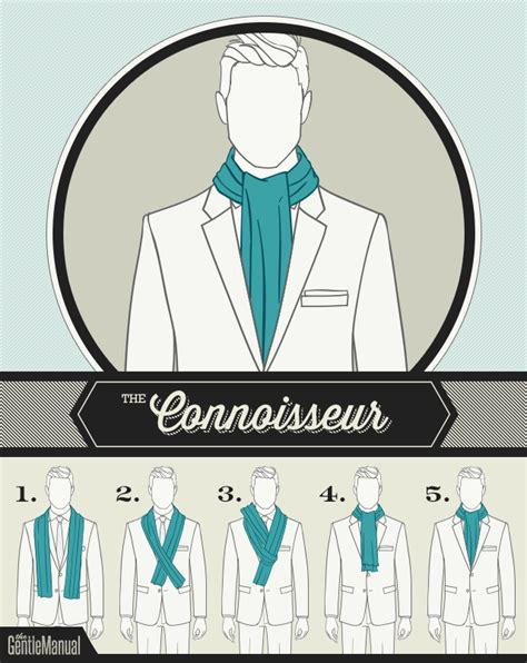 11 ways a guy can tie his scarf the huffington post 6 ways to tie a scarf for men tying scarves men s