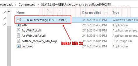 Tombol Power On Volume For Redmi 3 Redmi 3s Prime Ori cara yang benar install recovery twrp pada xiaomi redmi 3