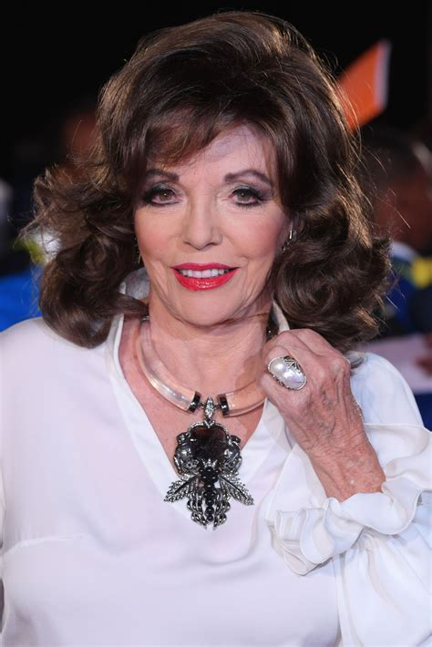 joan collins � pride of britain awards 2017 in london
