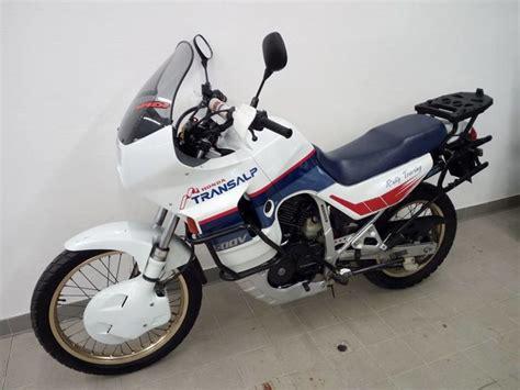Honda Motorrad 600 Ccm by Honda Transalp 600 Ccm 1988 Catawiki
