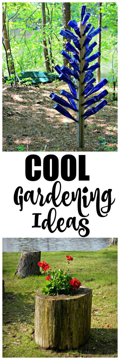 Cool Gardening Ideas Cool Gardening Ideas Can Decorate