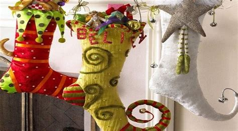 Unique Christmas Stockings | unique christmas stockings