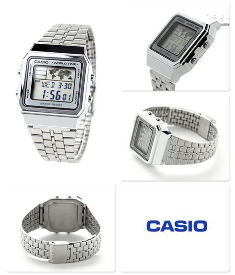 Casio Standard A500wa 7 nanaple rakuten global market casio type overseas model standard digital a500wa 7df