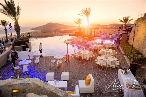 Cabo Destination Wedding Sunset Beach Resort  Wedding