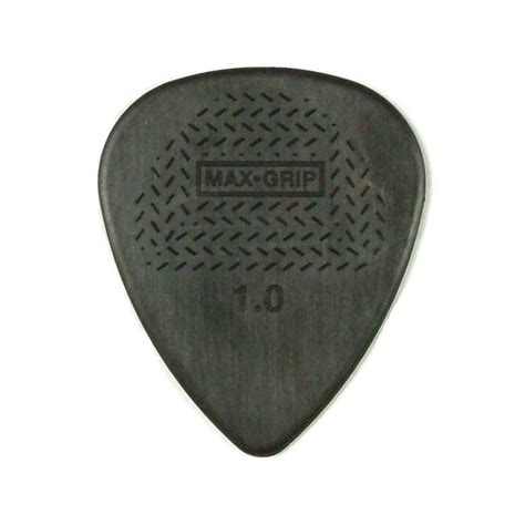 Dijamin Gitar Dunlop Max Grip Standard 1 5mm dunlop 449r1 0 max grip 174 standard black