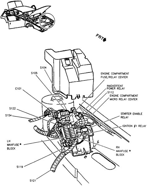free download parts manuals 1992 cadillac deville instrument cluster 1997 cadillac deville horn fuse location 1997 free engine image for user manual download