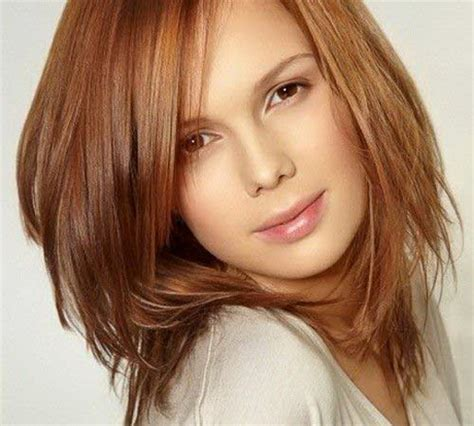 trendy haircuts for thick hair trendy medium length haircuts for 2016