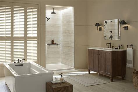 kohler bathroom ideas soft neutral bathroom kohler ideas