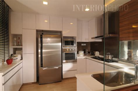 Kitchen Cabinet Layout Designer condo in toh tuck interiorphoto professional