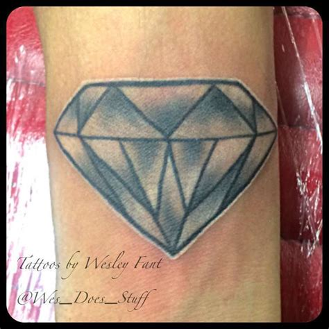 diamond tattoo neo traditional weswesyall neo traditional tattoos tattoos diamond