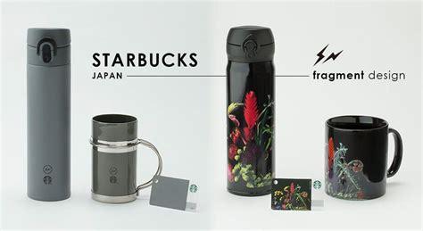 limited edition starbucks japan mug by fragment design and makoto azuma amkk japan goods finder