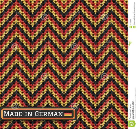 knitting in german knitting german colors pattern sweater battlement stock