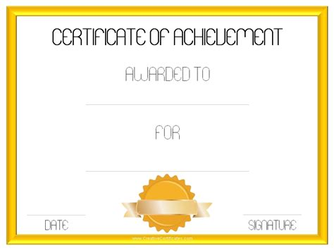 certificates free templates academic templates in certificates certificate templates