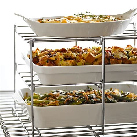 3 Tier Oven Rack by Three Tiered Oven Rack Williams Sonoma