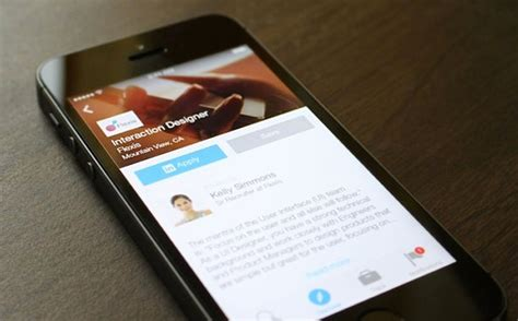 Linkedin Email Search Linkedin Search Ios Application Launches In The Us