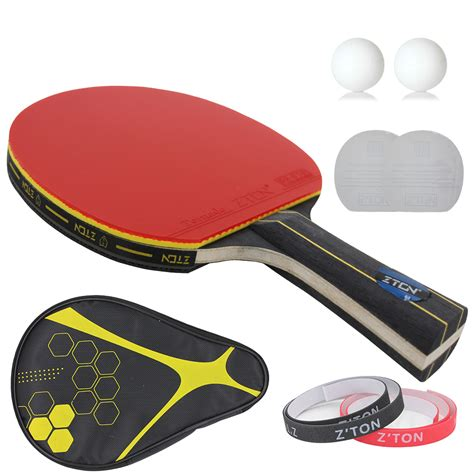 Or Handle Fast 1pcs Rubber Ping Pong Racket Attack Chop Dou ping pong rackets reviews shopping ping pong rackets reviews on aliexpress