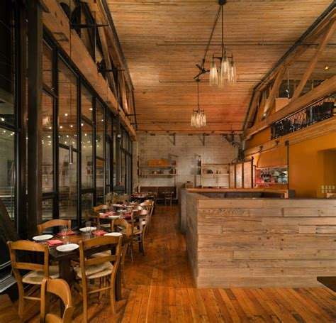 wooden decor for restaurant top design restaurants around the world home and decoration