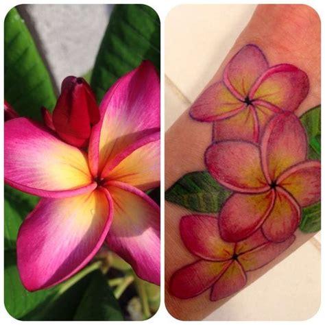 tattoo frangipani flower plumeria tattoo plumeria tattoo i love flowers