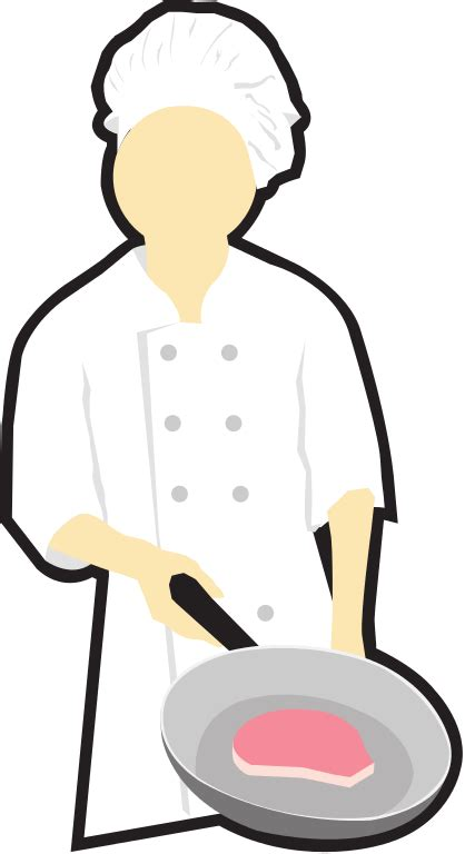 cooking clipart file chef cooking clip svg wikimedia commons