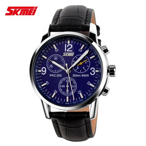 Ready Stock Jam Tangan Analog Wanita Skmei Original Import 9142 jual jam tangan pria skmei analog casual leather original 9070cl biru