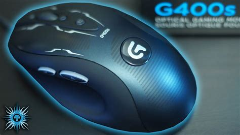 Mouse Gaming G400s logitech g400s gaming mouse review