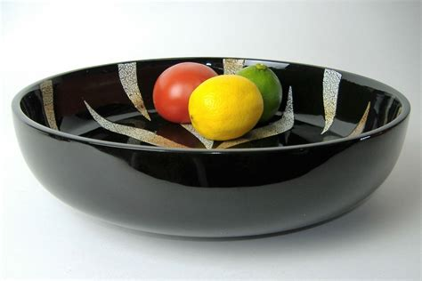 decorative fruit bowl eggshell mosaic decorative wooden lacquer fruit bowl