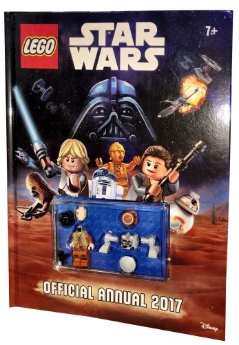 Buku Lego Wars Official Annual 2017 the official lego wars annual 2017 9781405283441