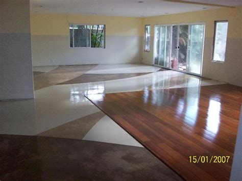 colored epoxy flooring interior san diego by elite crete systems west coast