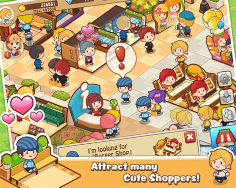 download happy mall story mod game happy mall story mod apk v1 1 2 unlimited golds and