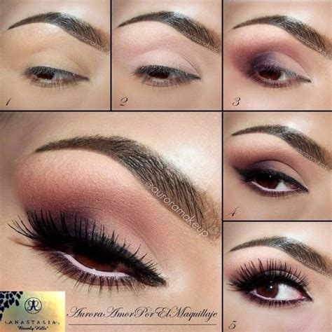 eyeliner tutorial everyday 15 marvelous makeup tutorials for a night out fashionsy com
