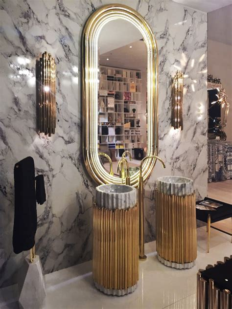 Towel Rack Ideas For Bathroom isaloni 2017 deluxe world of luxury bathrooms with maison