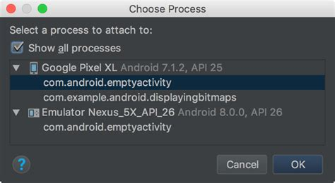 android studio debug layout debug your layout with layout inspector android developers